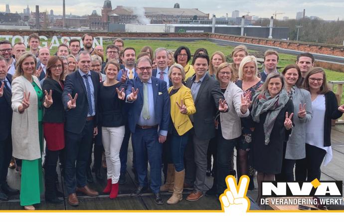 Oost-Vlaamse N-VA kandidaten voor Vlaamse en Federale Verkiezingen 2019